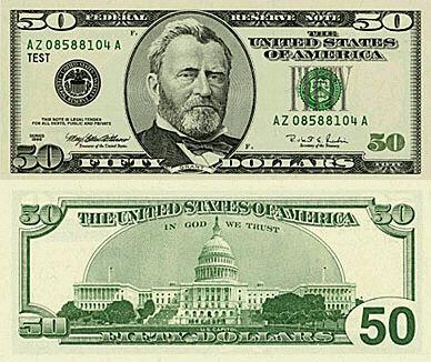 Series 1996 $50