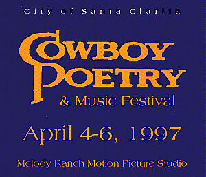 Cowboy Poetry Festival